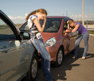 Auto accidents or personal injury